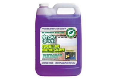 Concrete & Driveway Cleaner